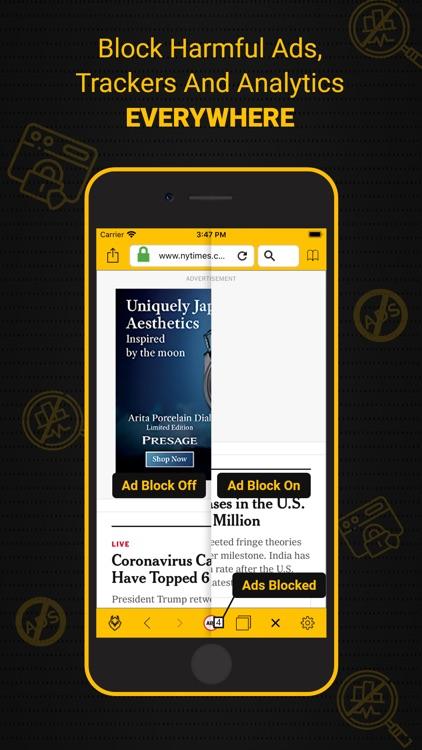 VPN Owl-Private Fast Proxy Hub screenshot-4