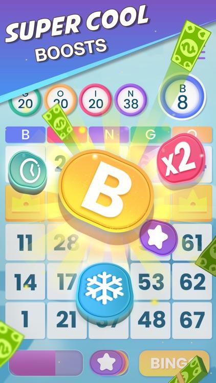The Queen's Bingo: Cash Prizes
