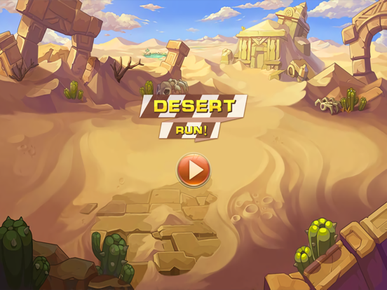 Desert Run screenshot 4