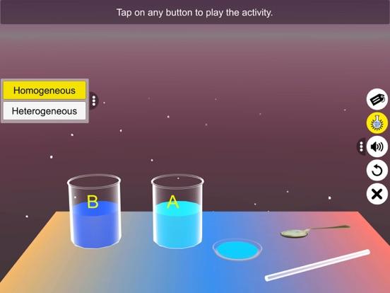 Types of Mixtures screenshot 13