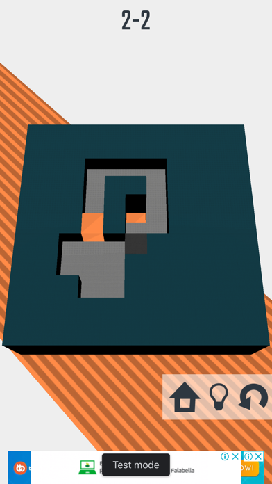 Cube [Brain training maze] screenshot 3