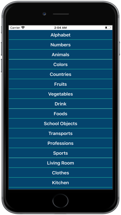 English for Kids Fast Learning screenshot 10