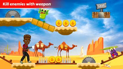 Super Hero Cat Adventure Game screenshot 4