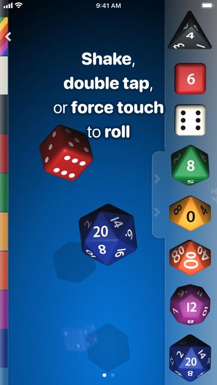 Pip - RPG Dice screenshot-3