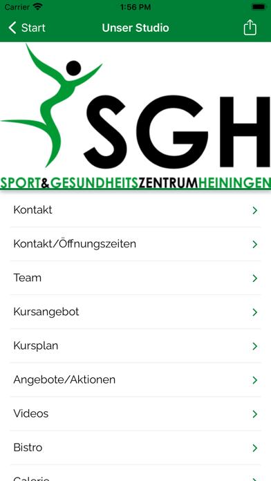 SGH-LifeScreenshot von 3