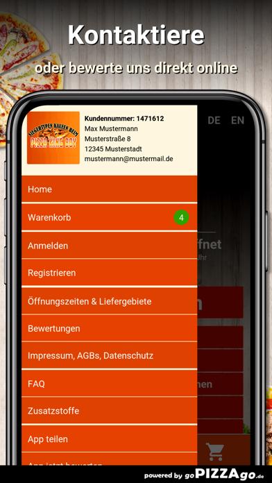 Pizza King Boy Dresden screenshot 3