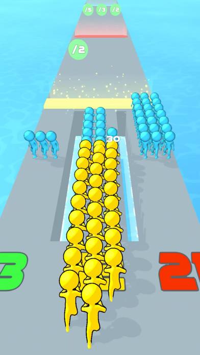 Runner Pusher screenshot 2