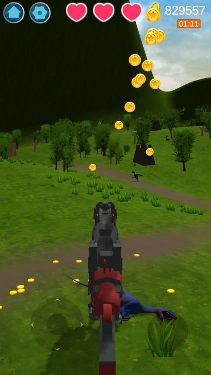 Mechanical Dinosaurs Assembled screenshot-5