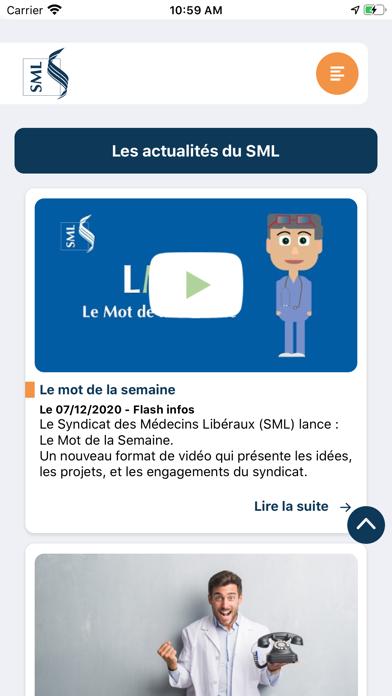 messages.download Syndicat des Médecins Libéraux software