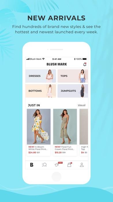 Blush Mark: Women's Clothing screenshot 7