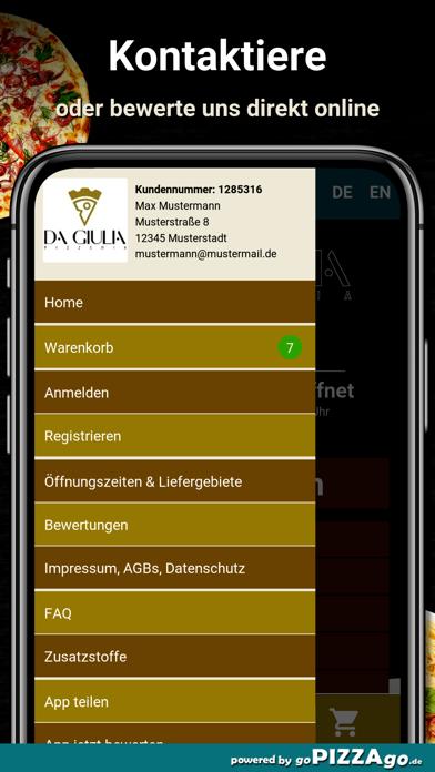 Da Giulia Reutlingen screenshot 3