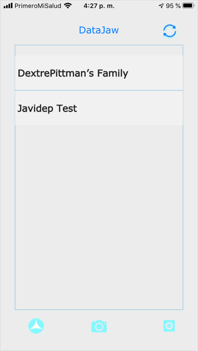 DataJaw screenshot 2
