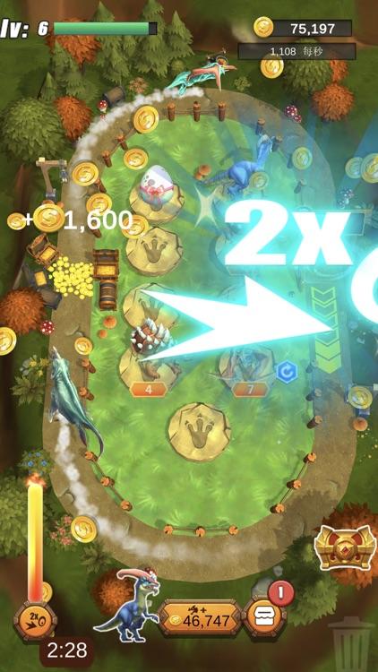 恐龙合成大师-侏罗纪进化 screenshot-3