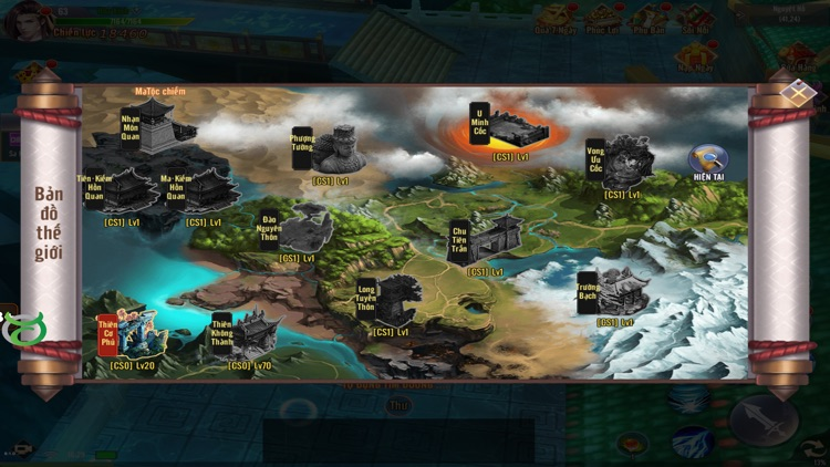 Giang Hồ Tu Tiên screenshot-4