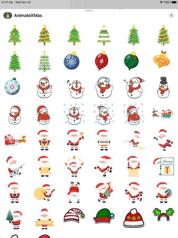 Animated Christmas Xmas screenshot 4