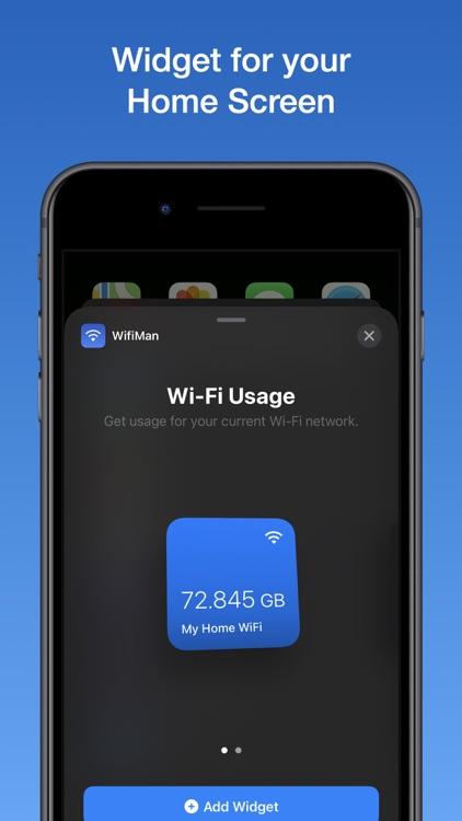 WifiMan from DataMan screenshot-0
