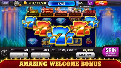 Caesars® Casino: Vegas Slots Screenshot