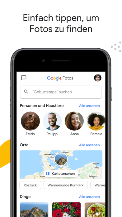 messages.download Google Fotos software