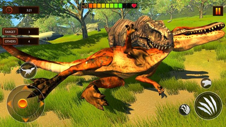 Dino Survival Safari Hunting