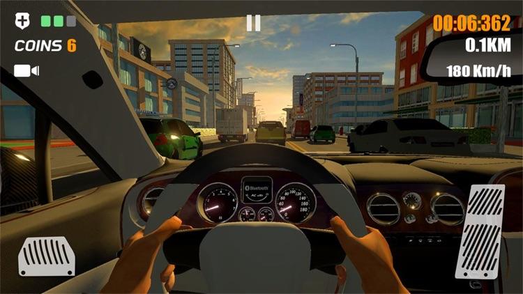 真实公路汽车 : 赛车竞速模拟器 screenshot-4