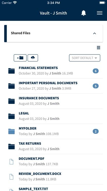 Client Access screenshot-4