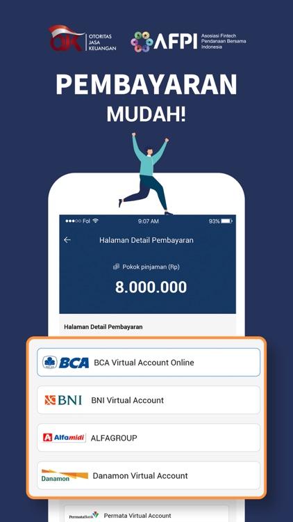 Kredito - Pinjaman Uang Online screenshot-5