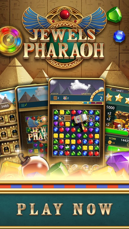 Jewels Pharaoh screenshot-4