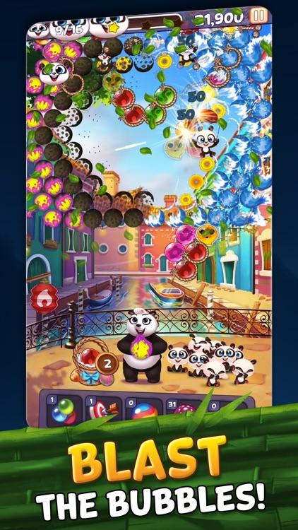 Bubble Shooter - Panda Pop! screenshot-5