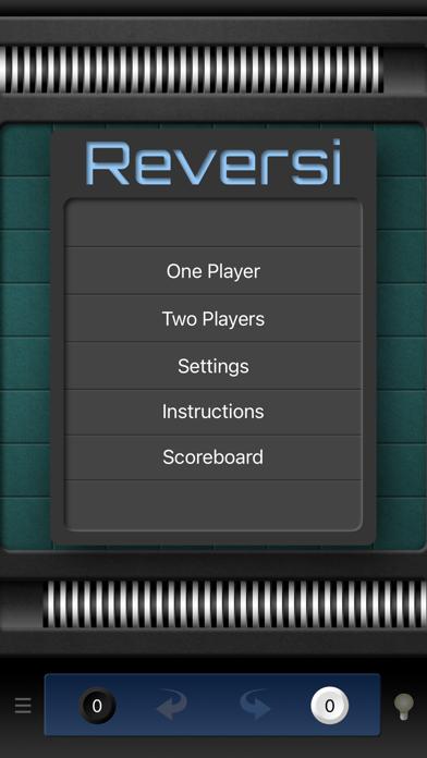Reversi screenshot four