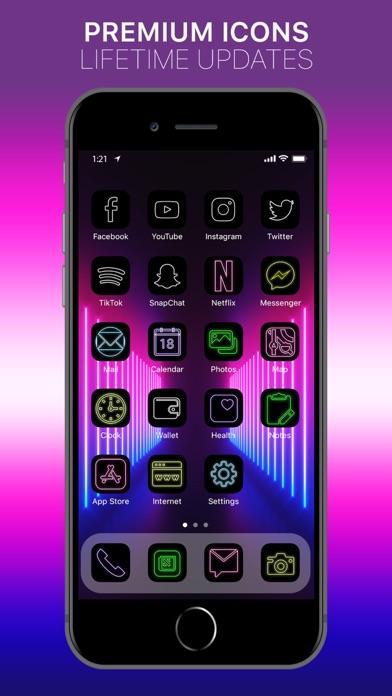 Brontz Aesthetic App Icons screenshot 3