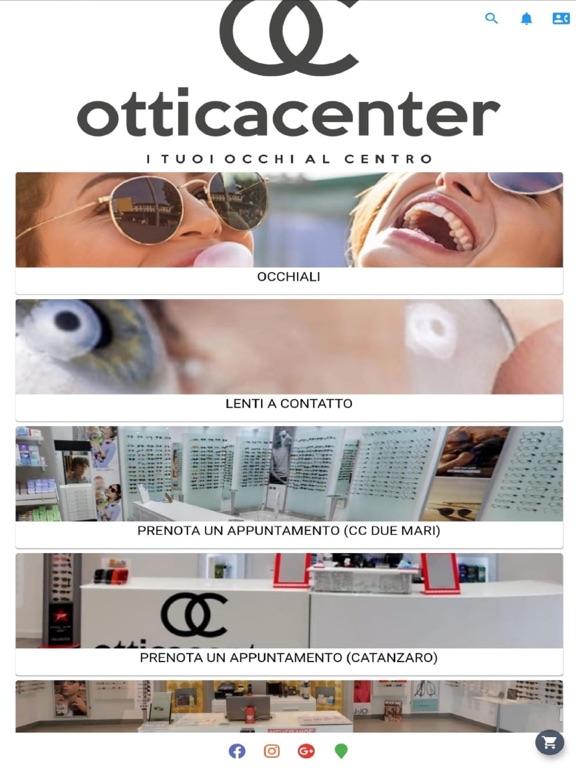 Ottica Center screenshot 4