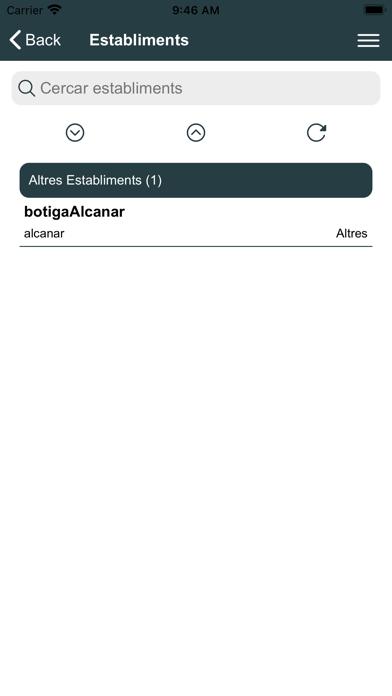 Alcabas screenshot 4