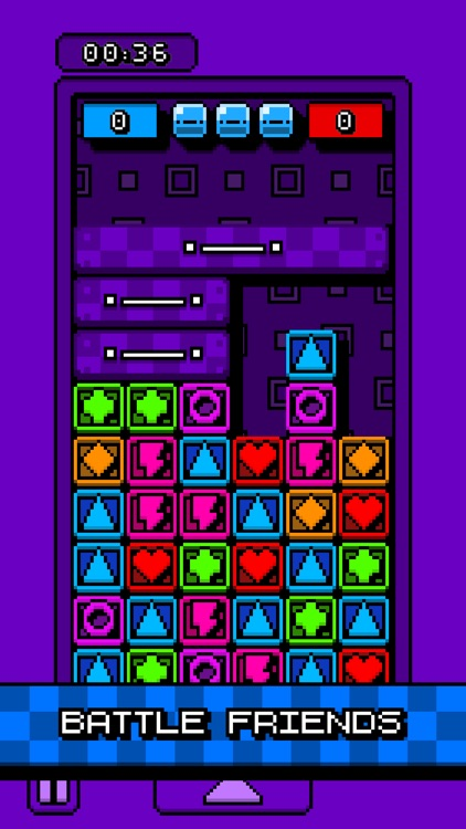 A Game With Blocks