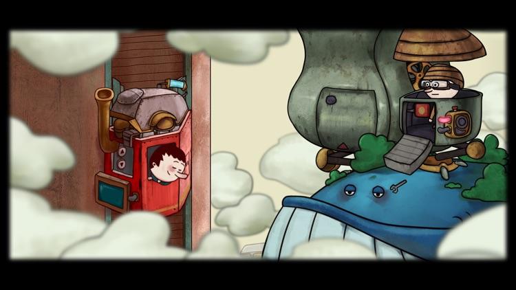 One Way: The Elevator screenshot-4