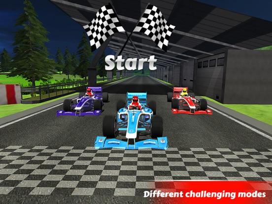 Formula Car Speed Drift Stunt screenshot 8