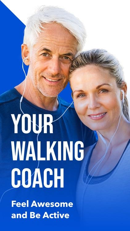 Step Counter & GPS Walks