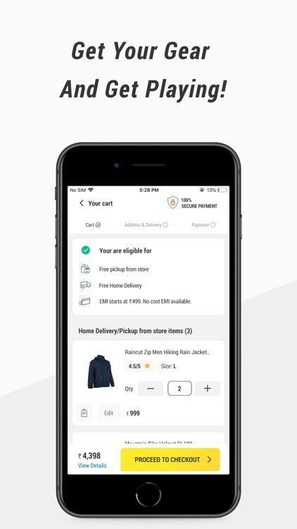 Decathlon Online Shopping App screenshot-6
