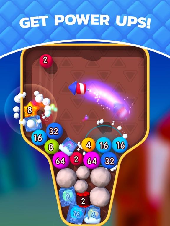 Bubble Buster 2048 screenshot 10