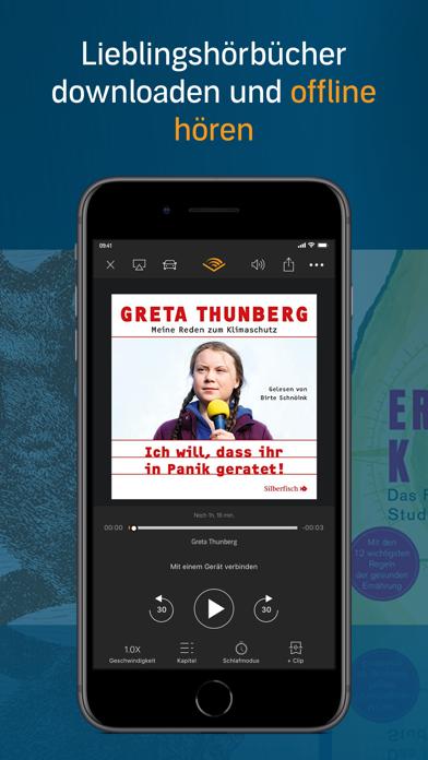 messages.download Audible - Hörbücher & Podcasts software