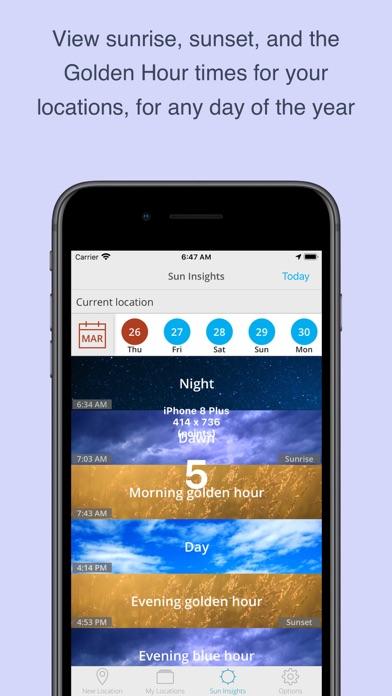 MapAPic Location Scout Screenshots