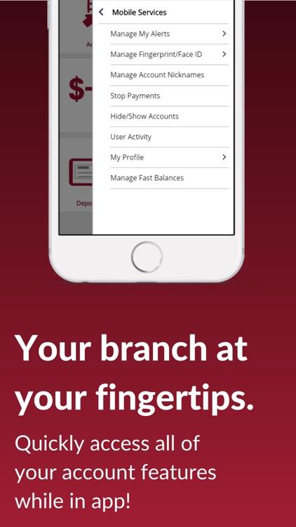 CNB Bank goMobile screenshot-4