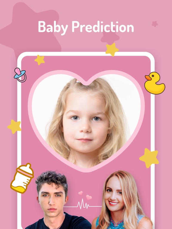 iPad Image of LifeSeeker-Tests&FaceEffects