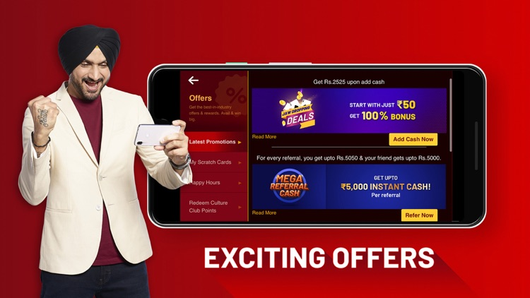 RummyCulture Play Rummy Online