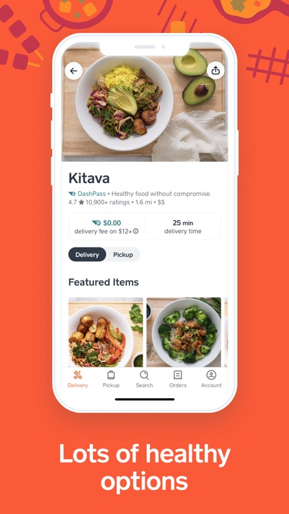 Caviar: Premium Food Delivery screenshot-9
