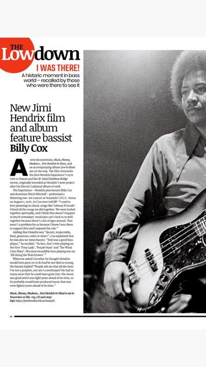 Bass Player (UK) screenshot-3