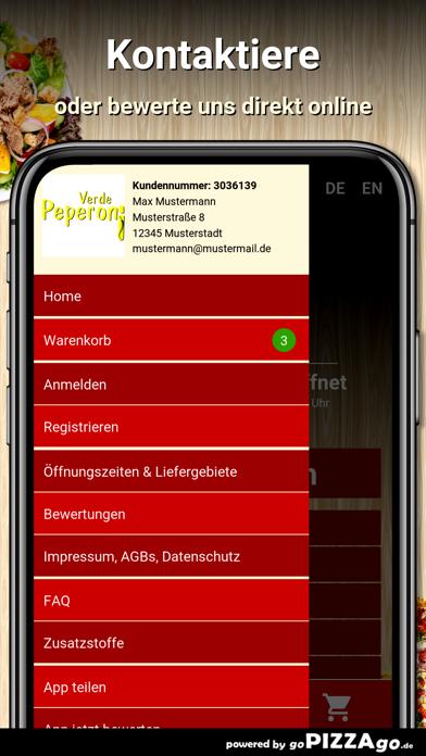 Peperoni Verde Bickenbach screenshot 3