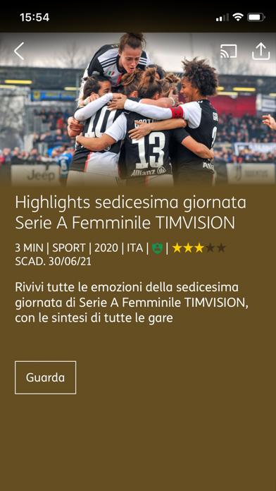 Screenshot of TIMVISION8