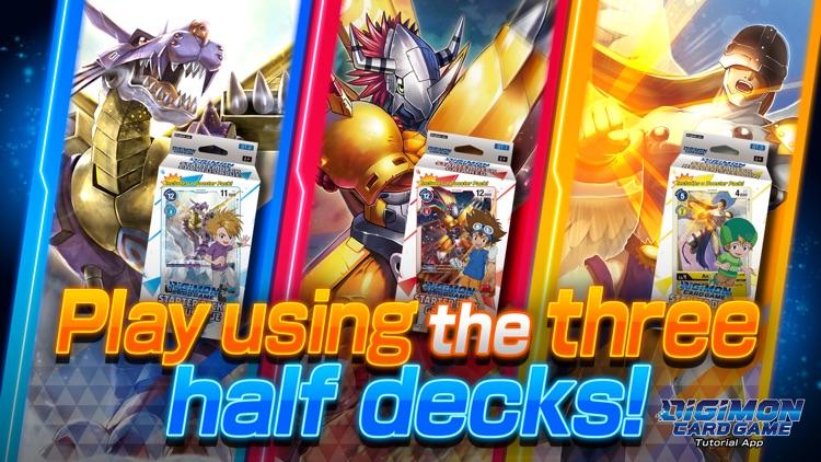 Digimon Card Game Tutorial App screenshot-3