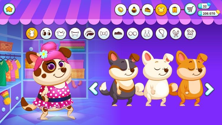 Duddu - My Virtual Pet Dog screenshot-4