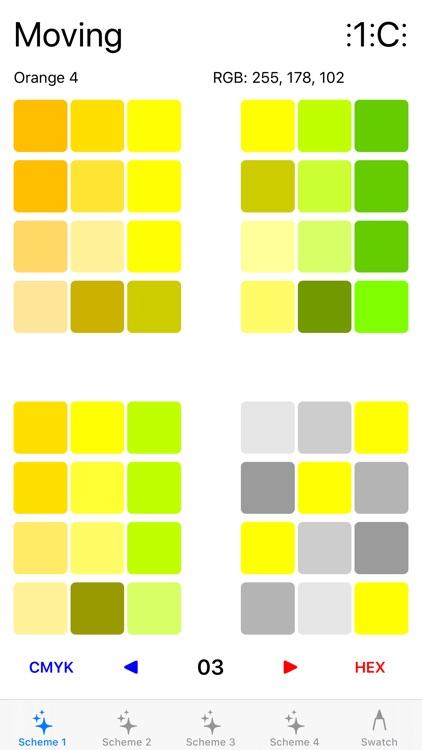 Scheme Color
